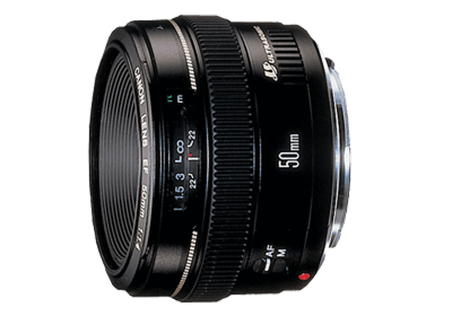 Canon EF50mm f/1.4 USM 1