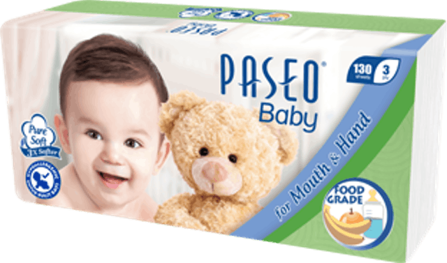 Paseo  Baby Pure Soft 1
