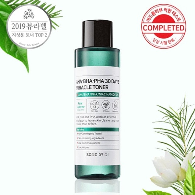 Some By Mi  AHA BHA PHA 30 Days Miracle Toner 1