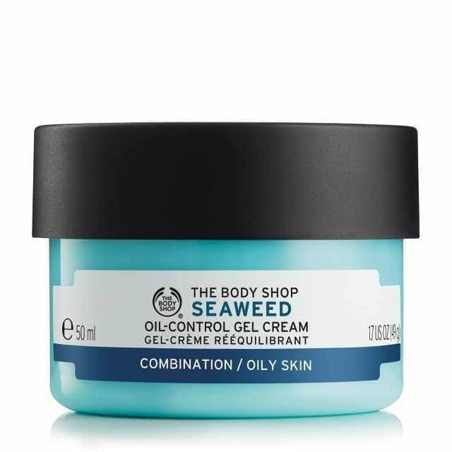 The Body Shop  Seaweed Oil-Control Gel Cream 1