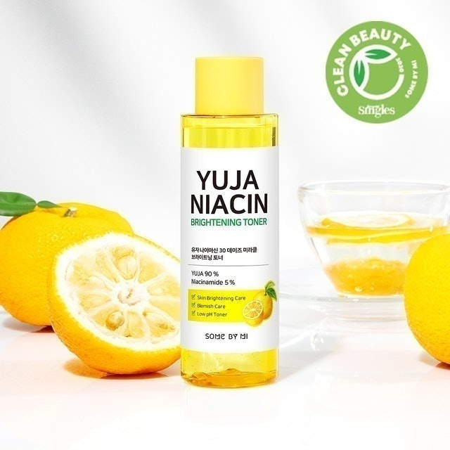 SOME BY MI  Yuja Niacin Brightening Toner  1