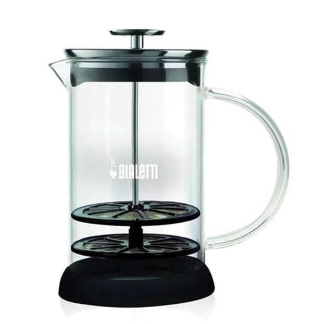 Bialetti  Cappuccinatore Vetro 3 Cups 1
