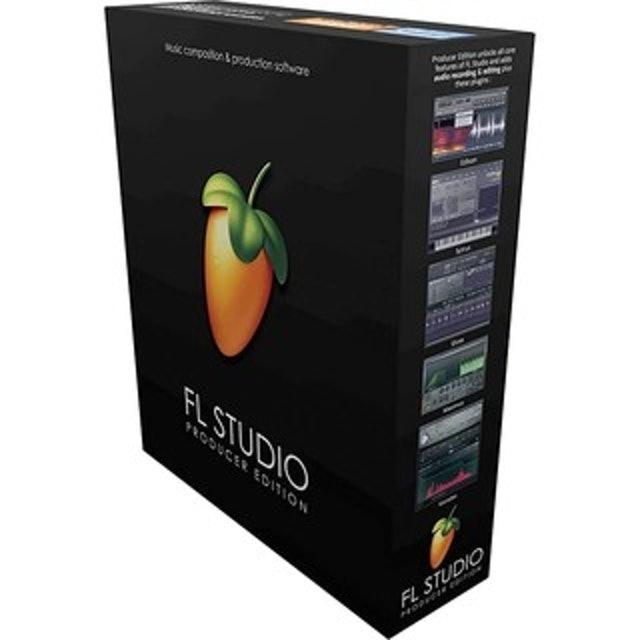 FL Studio Producer Edition 1