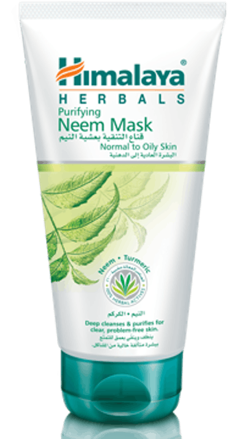 Himalaya  Purifying Neem Mask 1