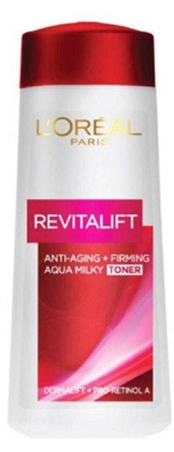 L'Oreal Paris  Revitalift Milky Toner 1
