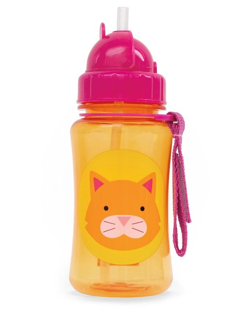 Skip Hop  Zoo Straw Bottle 1