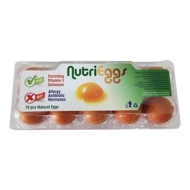 NutriEggs Telur Ayam Organik  1