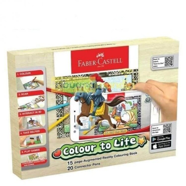 Faber-Castell Colour to Life  1