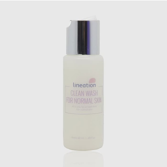 Lineation Clean Wash For Normal Skin  1