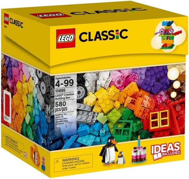 Lego Creative Building Box 10695  1