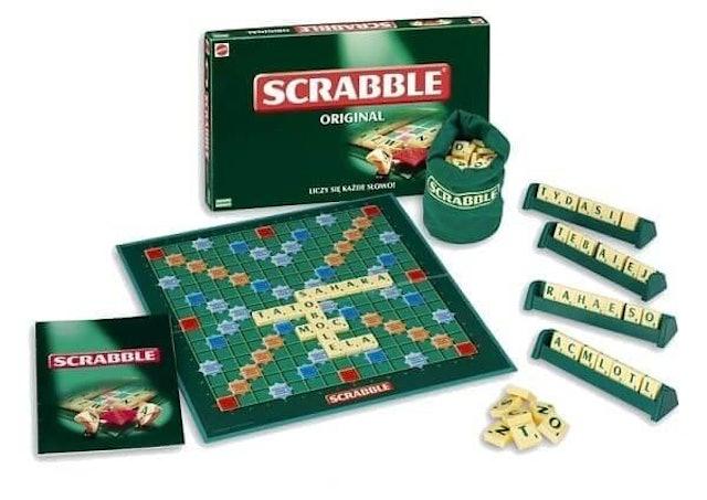 Scrabble Original  1