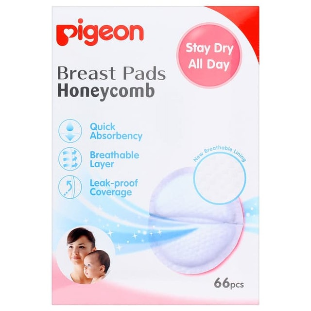 Pigeon Breast Pads Honeycomb  1