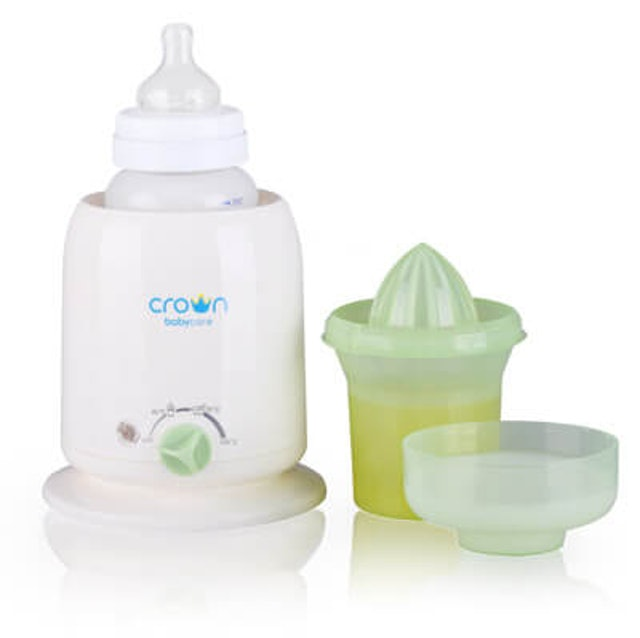 Crown Babycare CR 198 - 4 in 1 Baby Machine Warmer  1