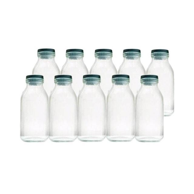 Momogi Kaca Set Botol ASI   1