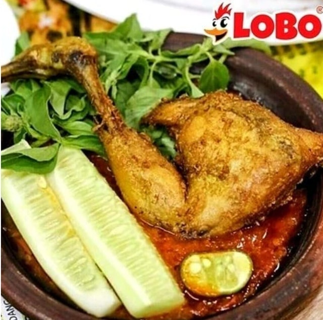 LOBO Ayam goreng kampung frozen 1