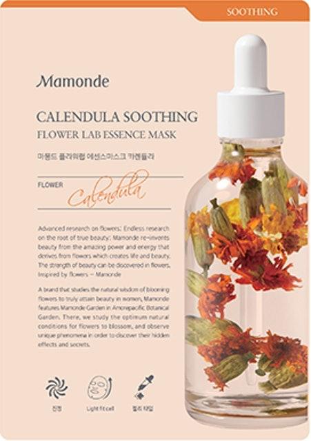 Mamonde  Flower Lab Essence Mask - Calendula Soothing 1