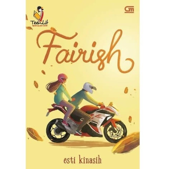 Esti Kinasih Fairish 1