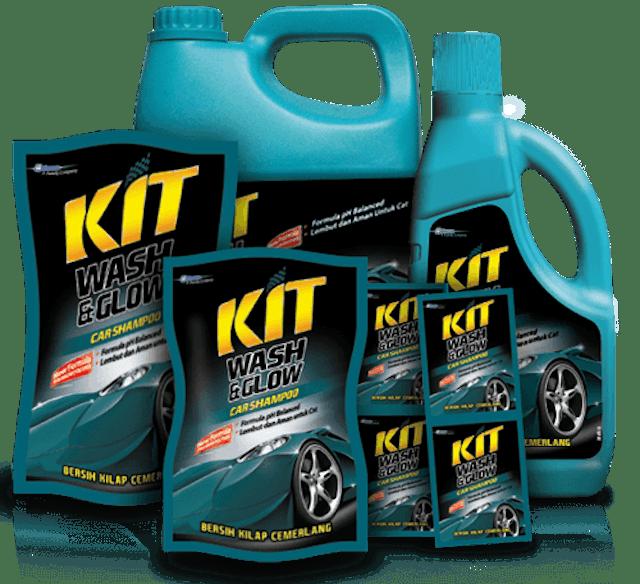 Sc Johnson  Kit Wash & Glow  1