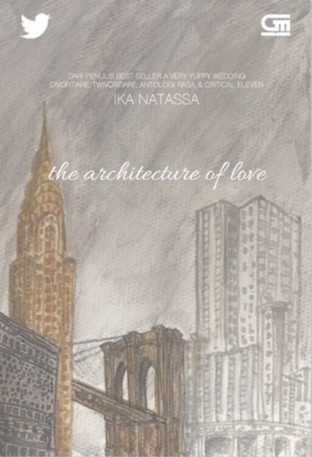Ika Natassa The Architecture Of Love  1