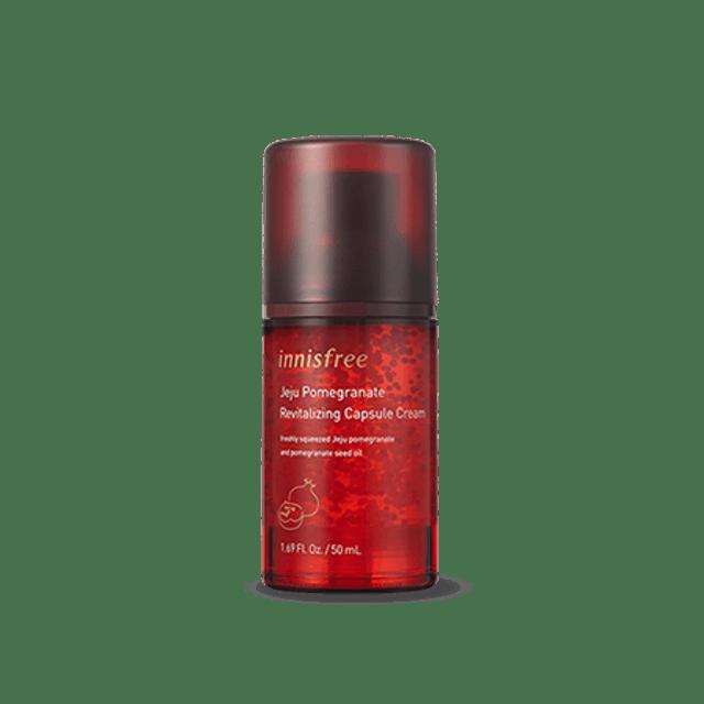 Innisfree Jeju Pomegranate Revitalizing Capsule Cream 50ml 1
