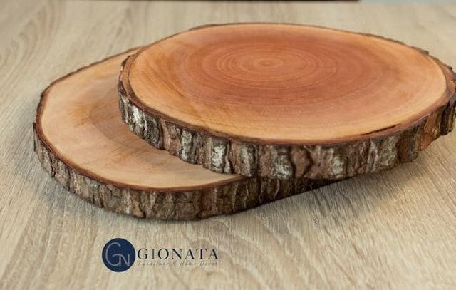 Gionata  Wooden Coaster 1