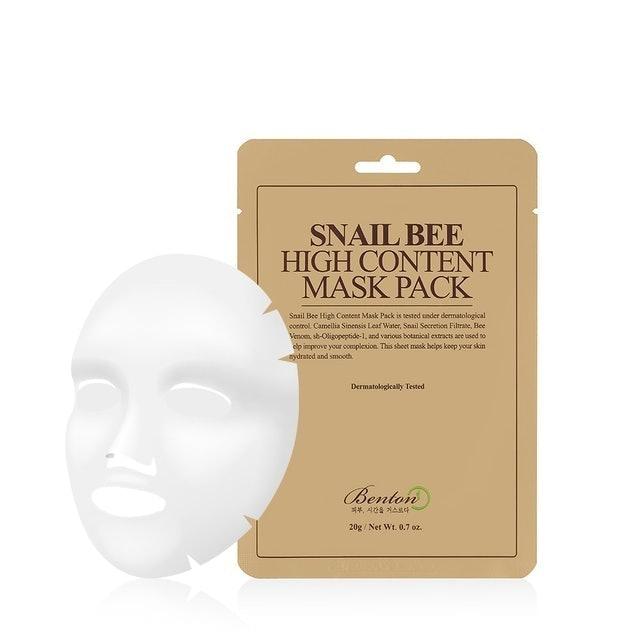 Benton  Snail Bee High Content Mask Pack 1