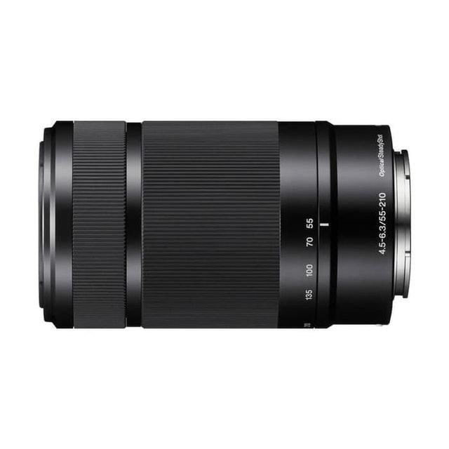 Sony  E 55-210mm F4.5-6.3 OSS  1