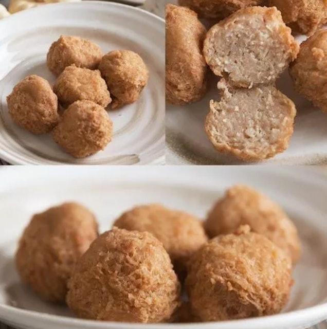 baksooka Homemade Bakso Goreng Babi & Udang 1