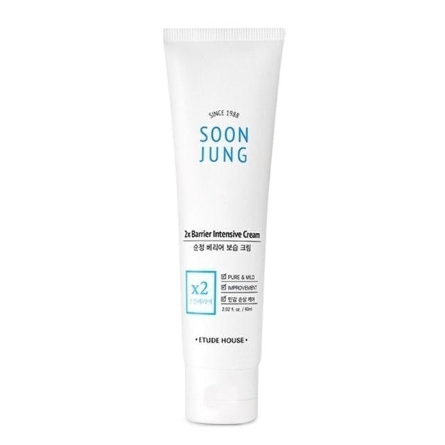 Amorepacific ETUDE SoonJung 2x Barrier Intensive Cream 1