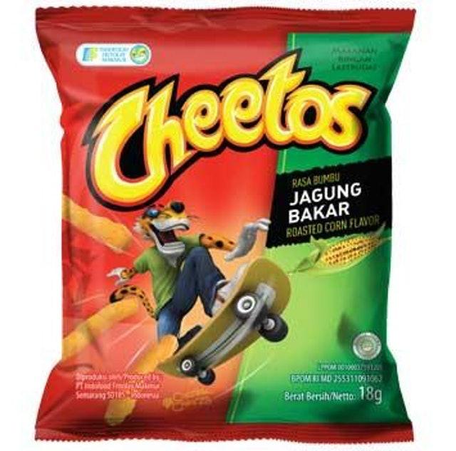 Indofood Cheetos Jagung Bakar 1