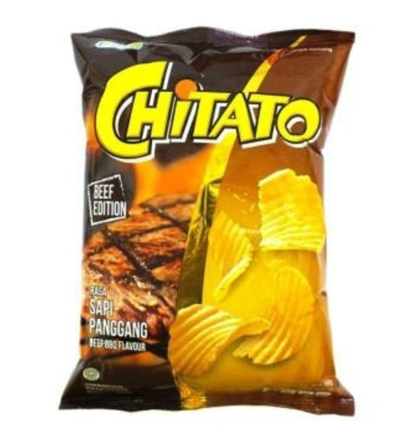 Indofood Chitato Beef Barbecue 1