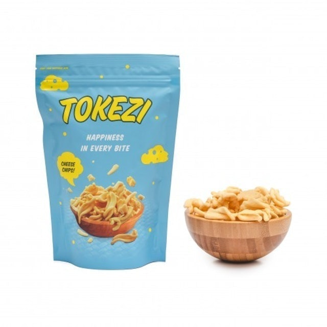 Tokezi  Cheese Original 1
