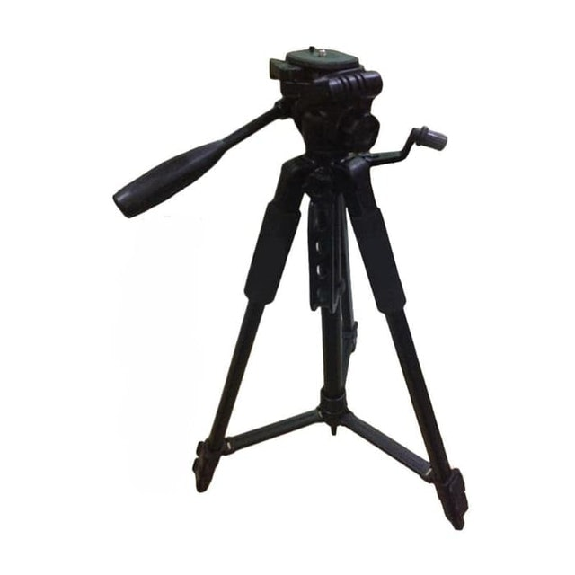 Takara Lightweight Tripod For DSLR And Action Camera 1