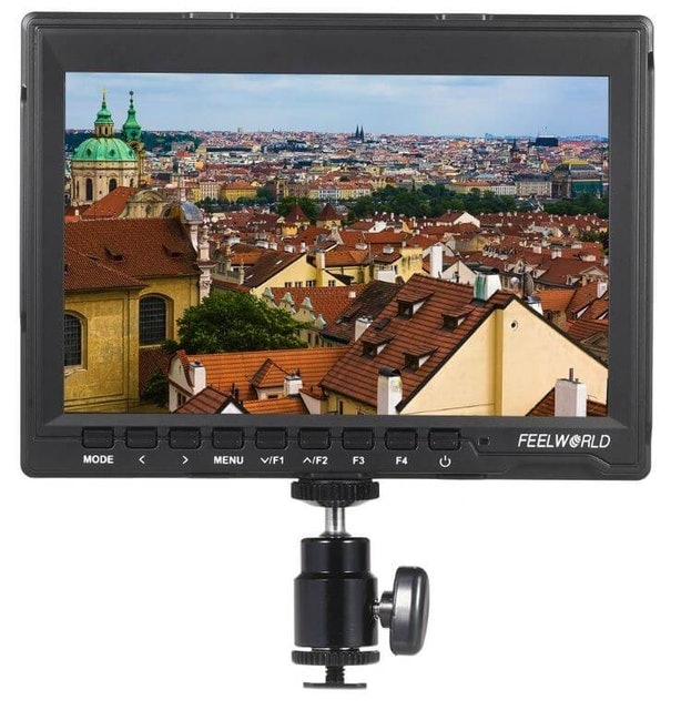 Feelworld  FW74K 7 Inch Ultra HD LCD Monitor 1
