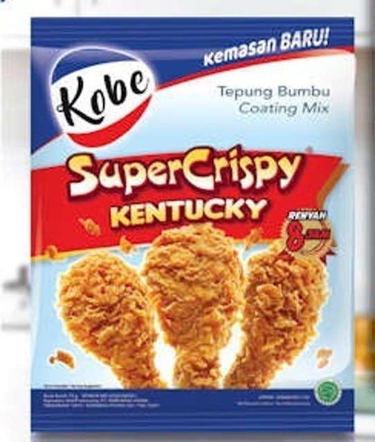 Kobe Tepung Kentucky Super Crispy  1