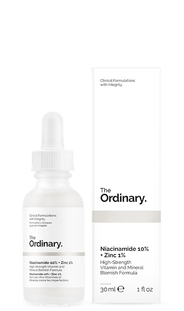 The Ordinary  Niacinamide 10% + Zinc 1% 1