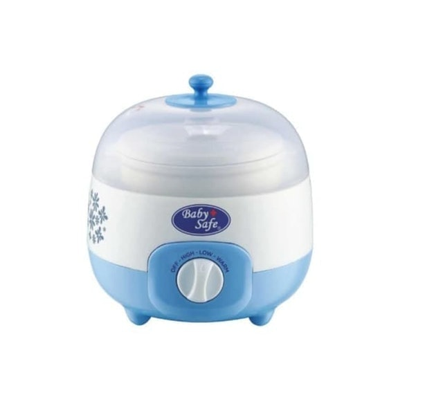 BabySafe  Baby Food Steam Cooker  1