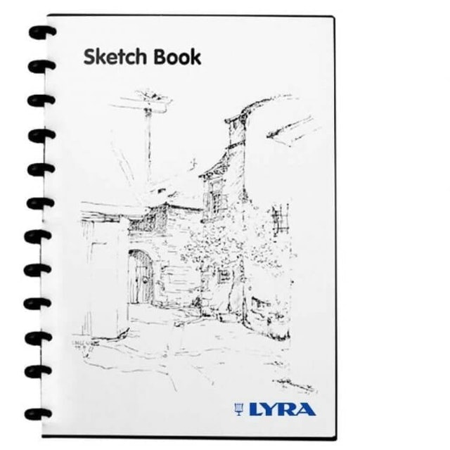 Lyra  Sketch Book 1