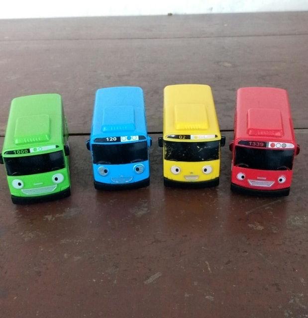 Mainan Tayo The Litte Bus 1