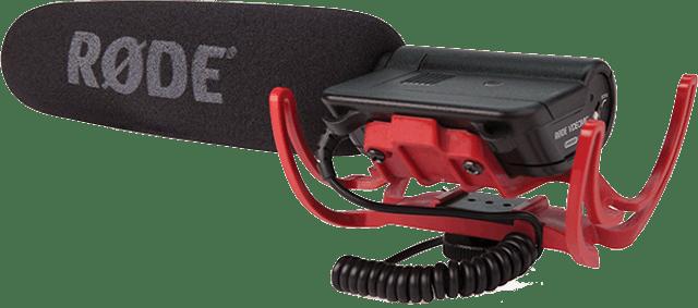 RØDE VideoMic Directional On-camera Microphone 1