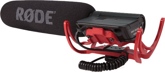 RØDE VideoMic Directional On-camera Microphone 1