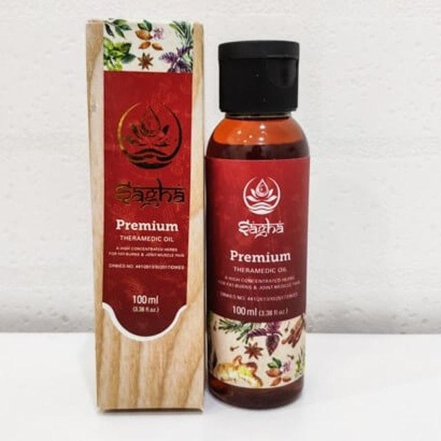 Sagha Oil  Minyak Sagha Premium 1