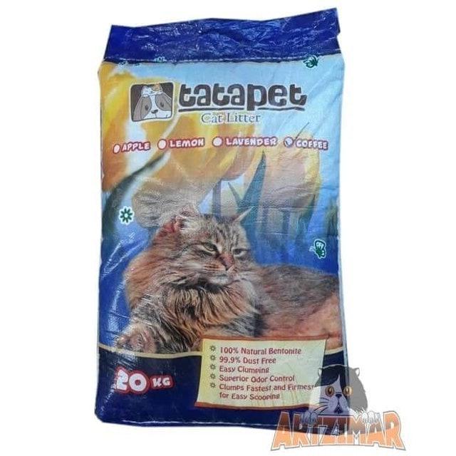 Tatapet  Cat Litter 20 Kg 1