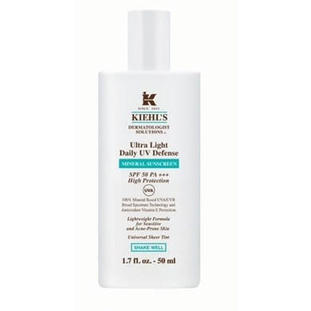 Kiehl's  Ultra Light Daily UV Defense Mineral Sunscreen 1