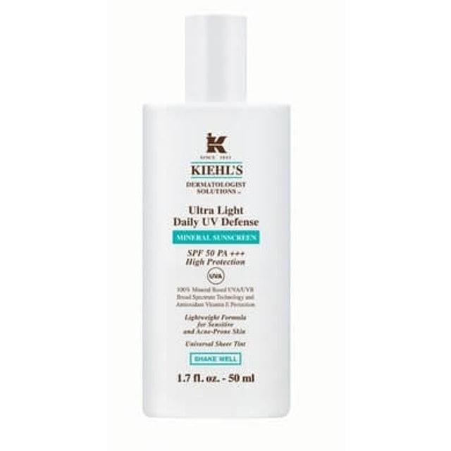Kiehl's  Ultra Light Daily UV Defense Mineral Sunscreen 1