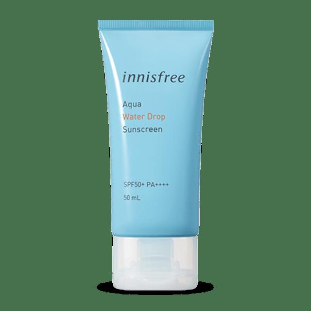 Innisfree Aqua Water Drop Sunscreen SPF50+ PA++++ 1
