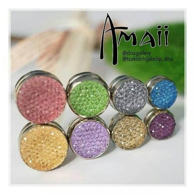 Amaii  Magnet Hijab 1