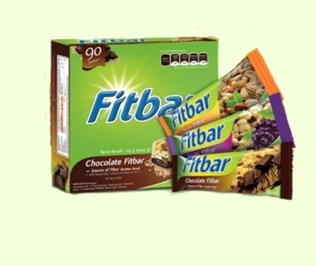 Kalbe Farma Fitbar Fruits 1