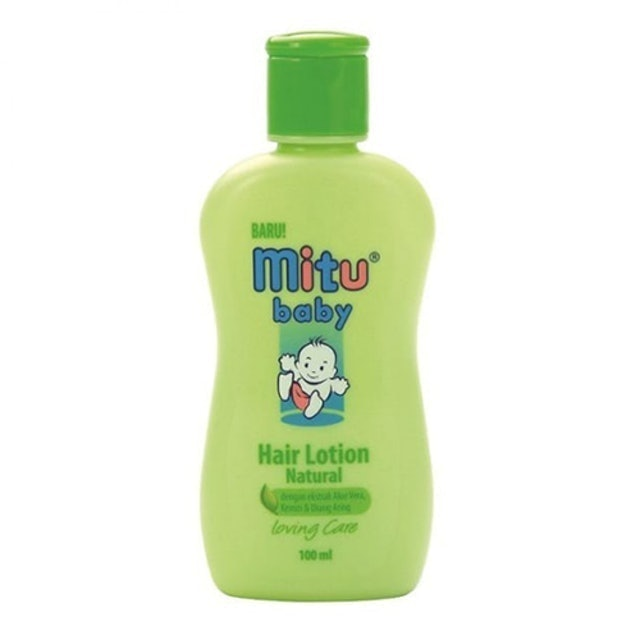 Mitu Baby Hair Lotion 1