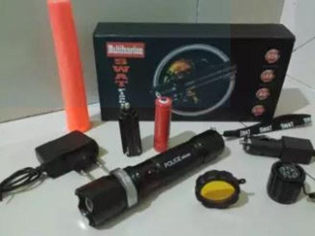 Swat Flashlight 1
